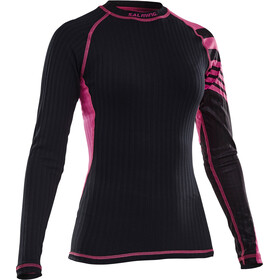 """Salming W's Baselayer LS Tee Pink"""